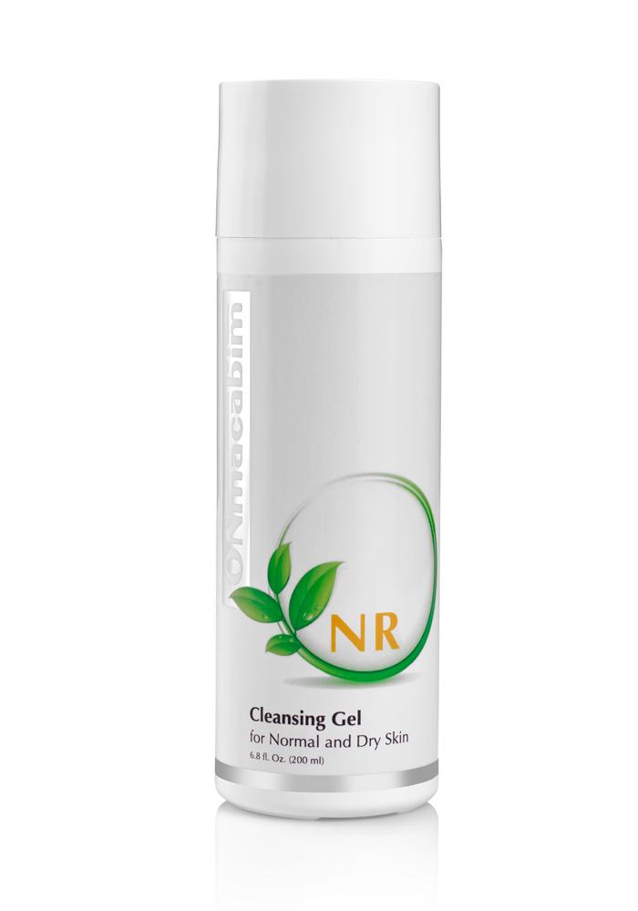 Почистващ гел за нормална и суха кожа