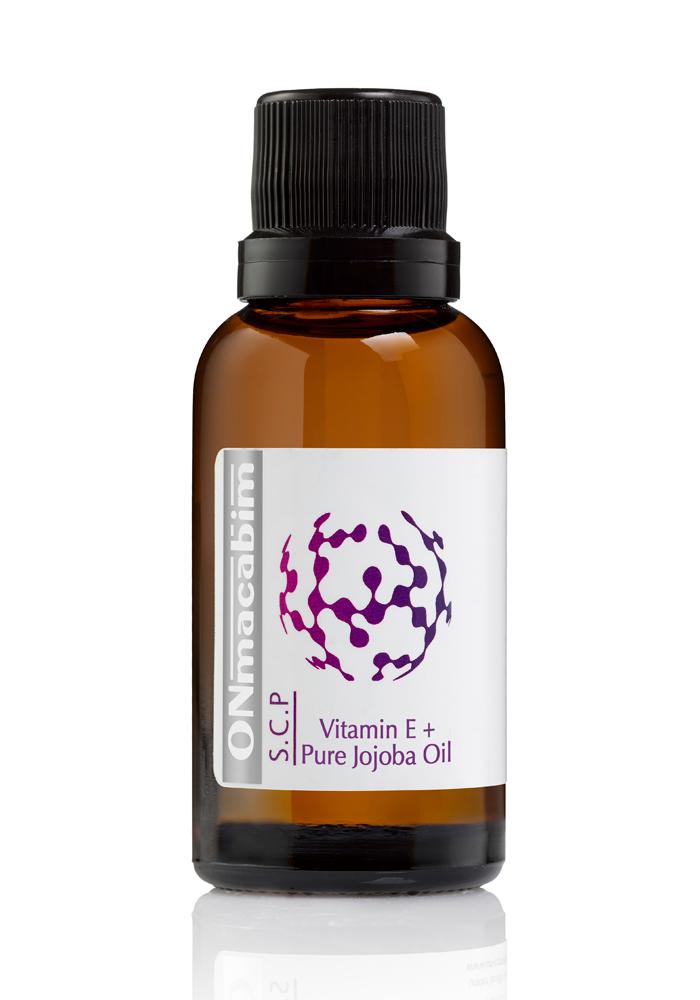 Серум витамин Е + масло от жожоба