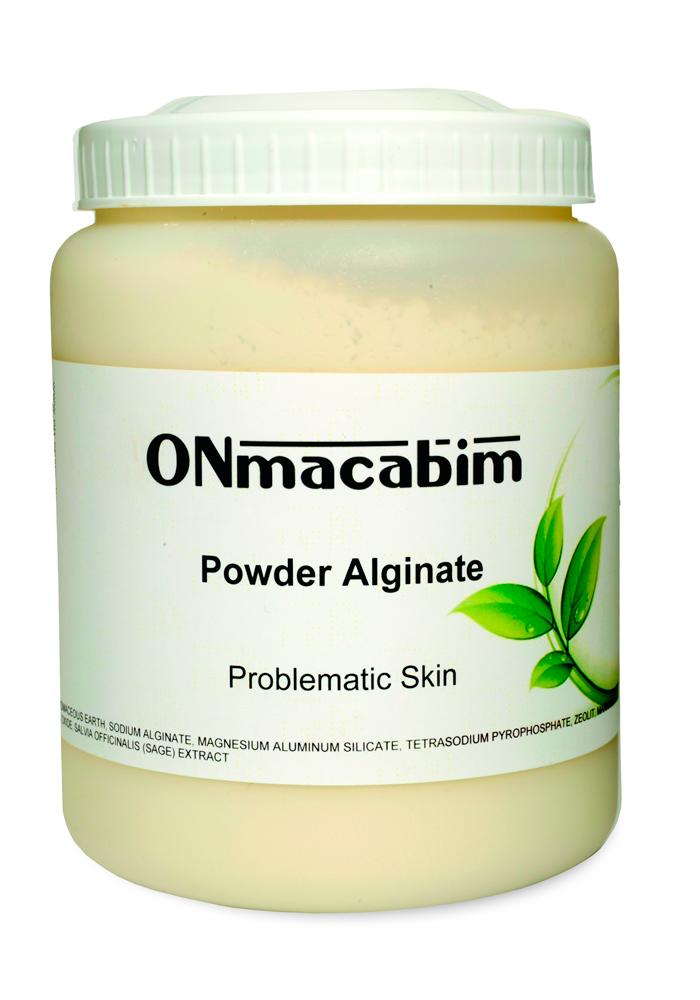 алгинат на прах проблемна кожа