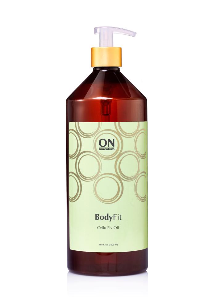 Затоплящо масло за масаж на тялото Cellu Fix Oil