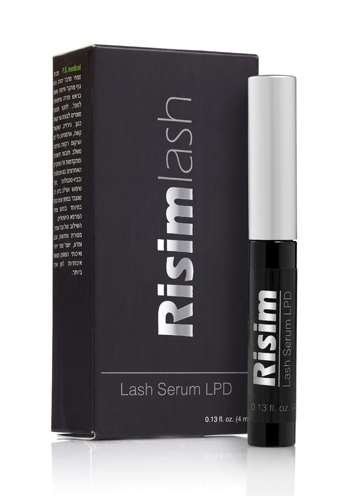 Шампоан с лечебен ефект risim lash serum LPD