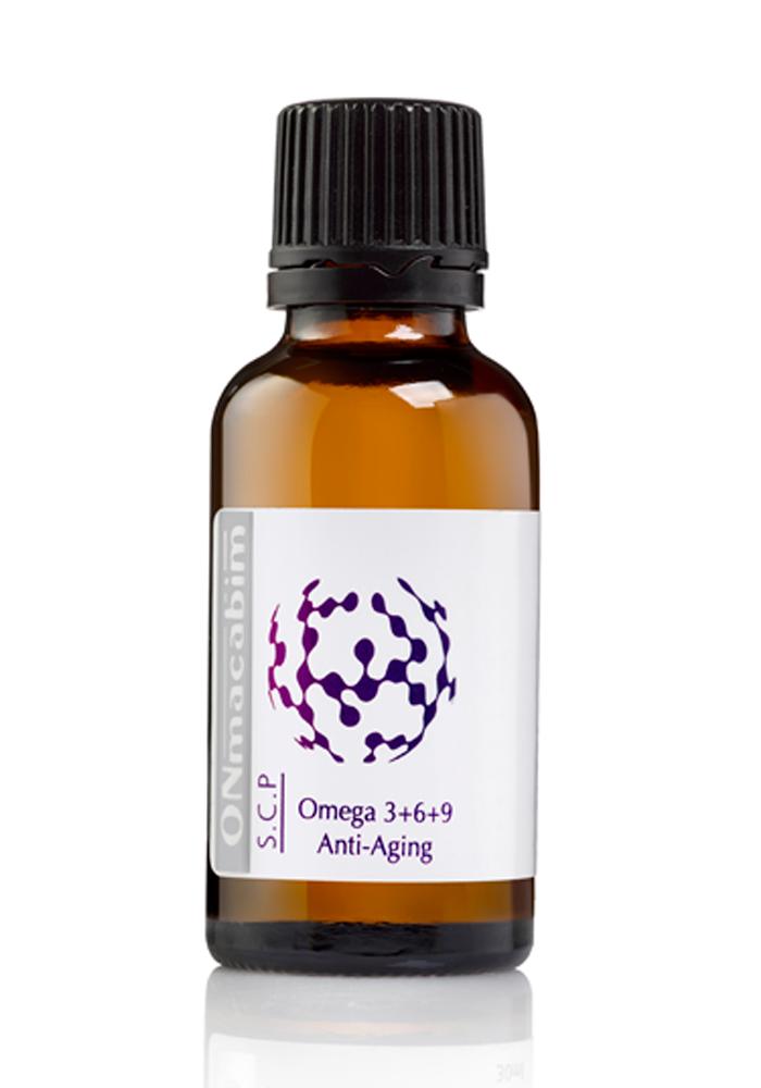 Екстракт ANTI-AGE OMEGA 3+6+9