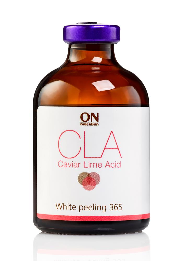 White Peeling 365 CLA Пилинг за кожа с пигментация, anti-age ефект