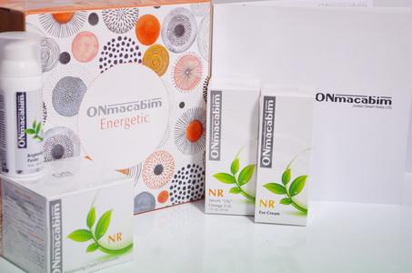 Подаръчен комплект ONmacabim ENERGETIC